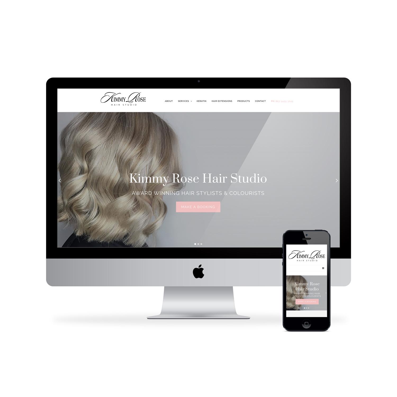 website design - the stylesheet