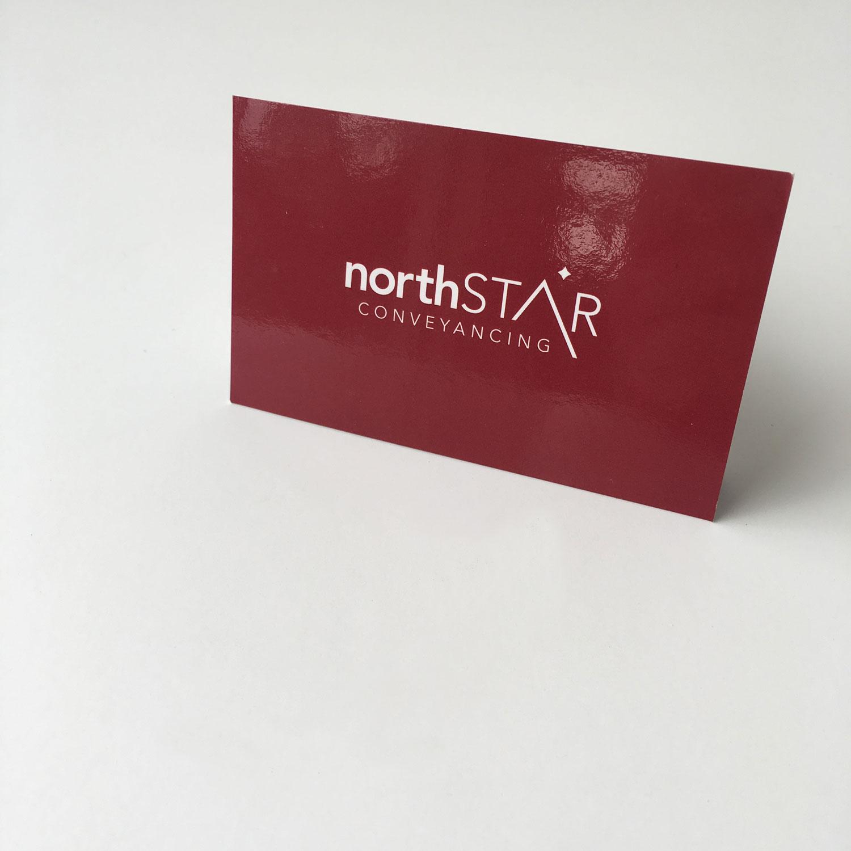 Branding - Logo Design - North Star Conveyancing