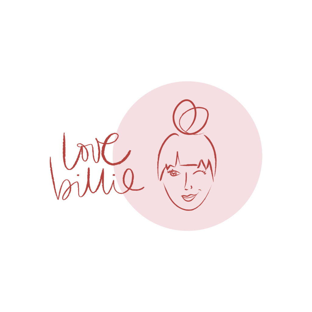 Love Billie - Logo & Brand